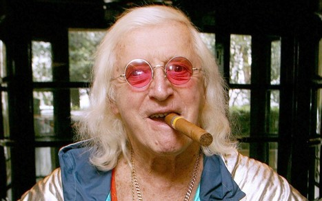 Jimmy Savile: BBC did nothing when director caught him in the act - Telegraph | The Indigenous Uprising of the British Isles | Scoop.it