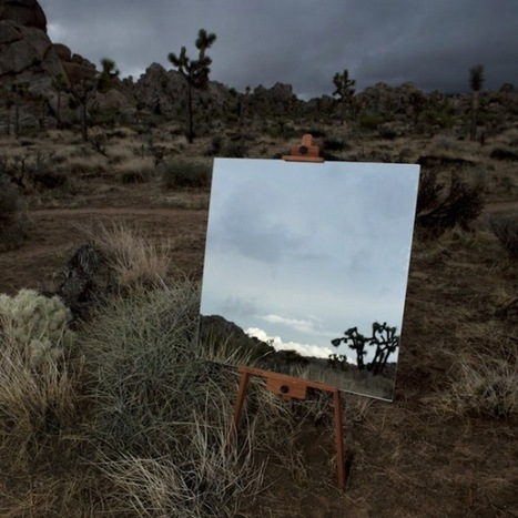 """Mirrored Reflections Juxtaposed with Natural Landscapes - My Modern Metropolis   CF Art Dept """"stuff""""   Scoop.it"""