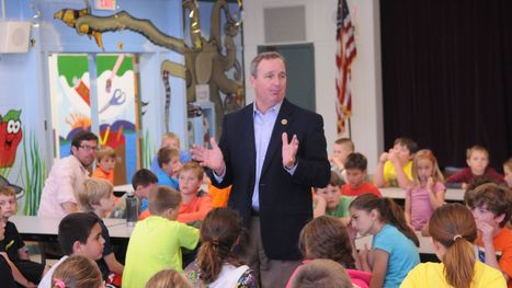 A.R. Lewis students learning about the American Dream - Greenville News | Strengthening Brand America | Scoop.it