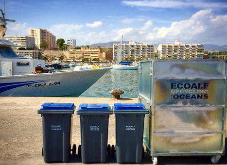 Upcycled ocean waste project extends to Thailand | Materials & Production News | Ecotextile News | Marine Litter Updates | Scoop.it