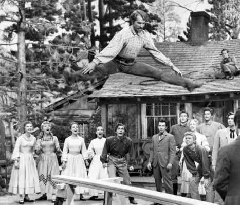 Matt Mattox, Dancer for the Movies, Dies at 91 - New York Times | Dance TV and Film News | Scoop.it