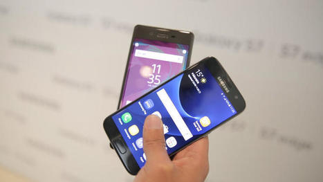 Samsung Galaxy S7 vs Sony Xperia X Performance (video) | TecNovedosos.com | Information Technology & Social Media News | Scoop.it