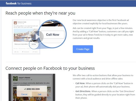 New features for Local Awareness Ads on Facebook | Facebook for Business Marketing | Scoop.it