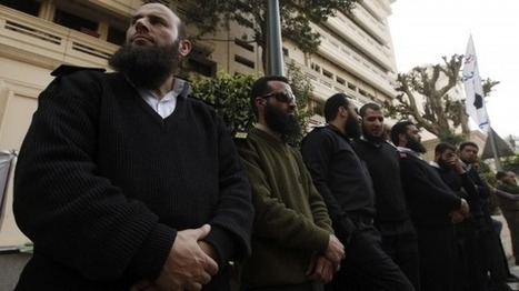 'My beard is my right': Egypt's policemen protest against ban   Égypt-actus   Scoop.it