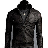 The Leather Shop: Men Leather Jacket | Fashion Women and Men | Scoop.it