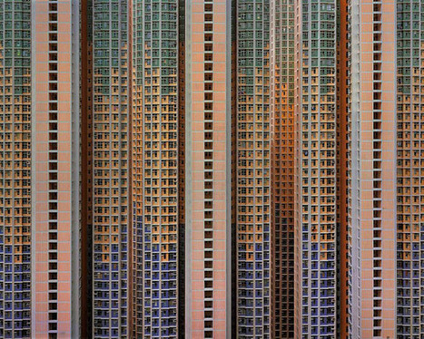 Eye-Popping Photographs of Hong Kong High-Rise Apartment Buildings by Michael Wolf | What's new in Visual Communication? | Scoop.it
