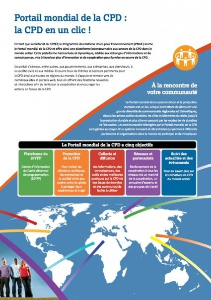 Portail mondial sur la Consommation et la Production Durables (CPD) @CDURABLE | Communication et engagement : responsabilité, éthique, utilité | Scoop.it