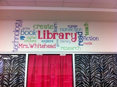 Mighty Little Librarian | Librarian Tiff's Blog | School Library Activities | Scoop.it