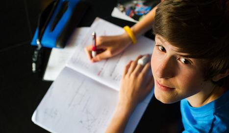 Cómo enseñar a estudiar a tus hijos en 10 pasos -aulaPlaneta | INTELIGENCIA GLOBAL | Scoop.it