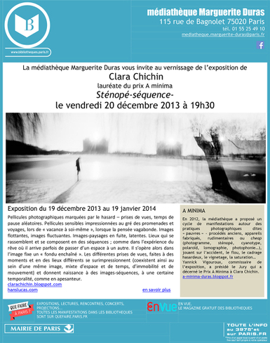 Exposition Sténopé - Séquence - | L'actualité d... | Sténopé | Scoop.it