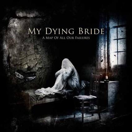 MY DYING BRIDE (Doom, UK) a dévoilé un premier extrait de son nouvel album, A Map Of All Our Failures . | Metal Doomination | Scoop.it