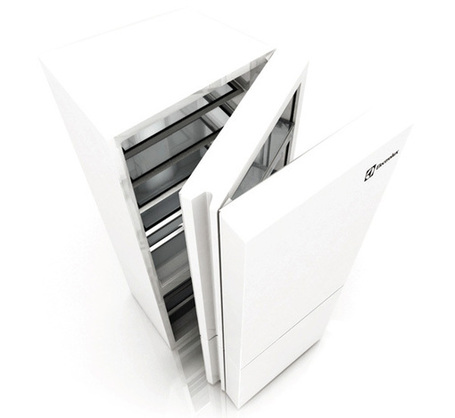 Z-Refrigerator by Hee Young Lee | Art, Design & Technology | Scoop.it