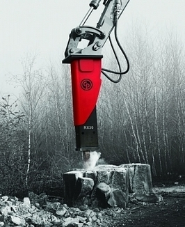 RX breakers lead the way as Chicago Pneumatic launches its range of construction equipment in China | General Construction | Scoop.it