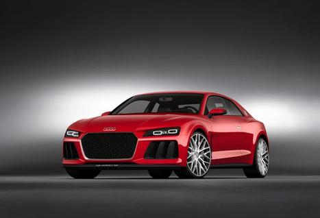Audi Sport Quattro Laserlight Concept - Grease n Gasoline | Audi Car Parts and Spares | Scoop.it