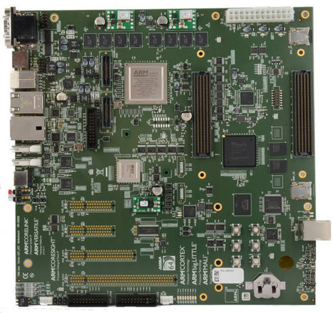 Linaro Announces 64-bit ARM Android Port on Juno ARM Development Platform | Embedded Systems News | Scoop.it