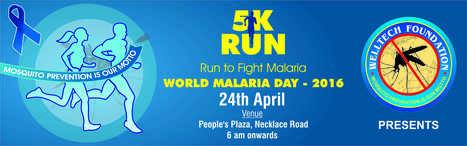 5k RUN TO FIGHT MALARIA | Mosquito Screens Hyderabad | Scoop.it