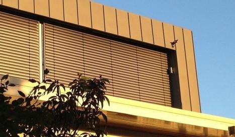 Aerolite External Venetian Blinds | Melbourne Awning Centre | Scoop.it