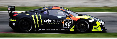 Sound file   Valentino Rossi talks about his car racing future   motohistory   Scoop.it