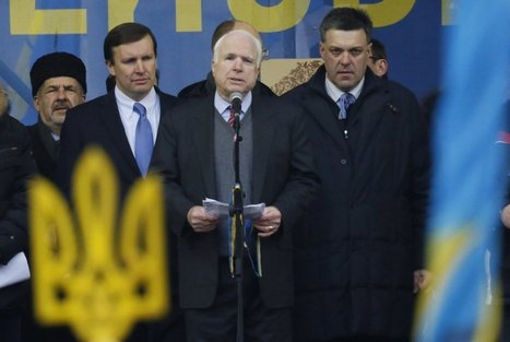 Whoever Knew John McCain Was Pro Neo-Nazi? A Fascist Supporter? Pics Of McCain In #Ukraine W/ NAZI Party Leader | UNITED CRUSADERS AGAINST ISLAMIFICATION OF THE WEST | Scoop.it