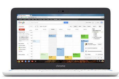 Chrome OS bientôt fondu dans Android | Mobile Development | Scoop.it