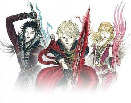 Final Fantasy Brave Exvius out today & free! iOS/android