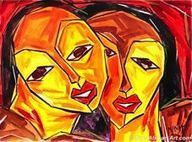 Stephen Njenga | African Artist | Contemporary African Paintings | D&J Europe and Australia and Africa | Scoop.it
