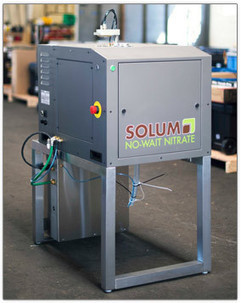 No-wait Nitrate™ National Lab Press Release « Solum, Inc – Soil ... | Testing Laboratory | Scoop.it