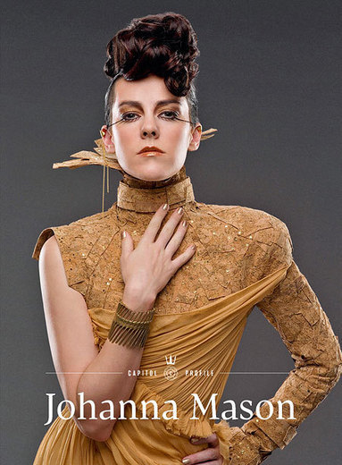 'Hunger Games': New issue of 'Capitol Couture' with cover star Johanna arrives online | EW.com | Digital Cinema - Transmedia | Scoop.it