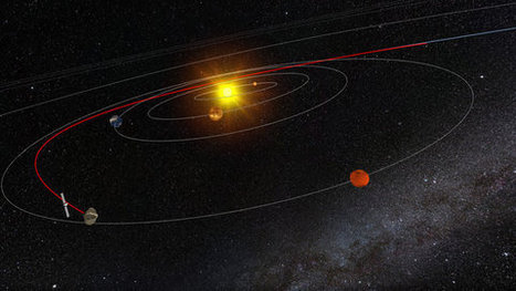 Thruster burn kicks off crucial series of manoeuvres | Rosetta : des plans sur la comète ! | Scoop.it