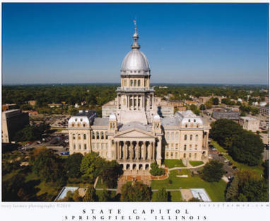 Illinois Legislature Could Vote on Local Government Funding | Illinois Legislative Affairs | Scoop.it