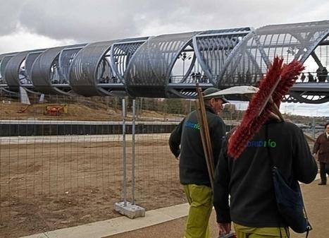 ERE en la empresa de jardinería y limpieza de Madrid Río - Madridiario | Agrobrokercommunitymanager | Scoop.it