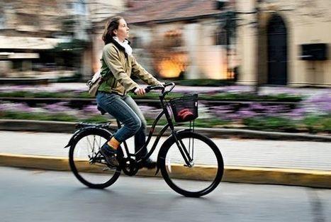 Cinco razones para andar en bicicleta - Los Andes (Argentina) | ACTIVIDAD FISICA Y SALUD | Scoop.it