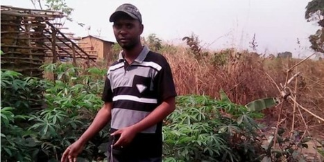Aimé KAZIKA, ingénieur agronome parle du projet CSA-BATEKÉ axé sur le renforcement de la résilience communautaire à travers l'agriculture intelligente face au climat - Debriefing Media Channel | Aimé | Scoop.it