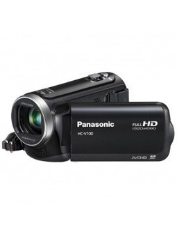 Panasonic HC-V100GW - Black - Shop and Buy Online at Best prices in India. | Online Camera Shopping in India | Price | Shopping | Scoop.it