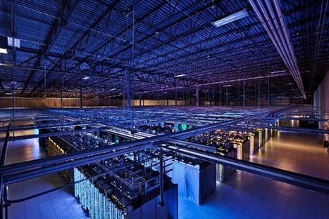 Report: NSA broke into Yahoo, Google data centers | Internet of Things - Company and Research Focus | Scoop.it
