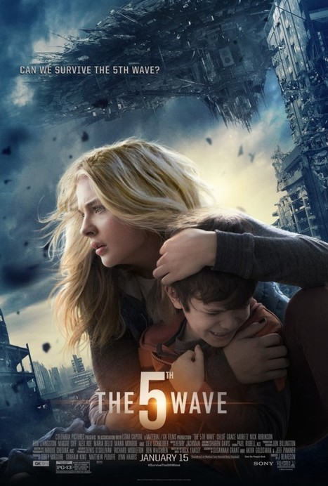 Movie Review: The 5th Wave - America Is All 'Teen Girl Hero-ed' Out - Movie Smack Talk | Movies | Scoop.it