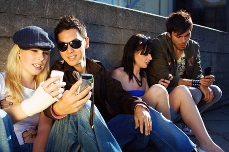 Location-based services: The new social currency for teens | memeburn | interlinc | Scoop.it