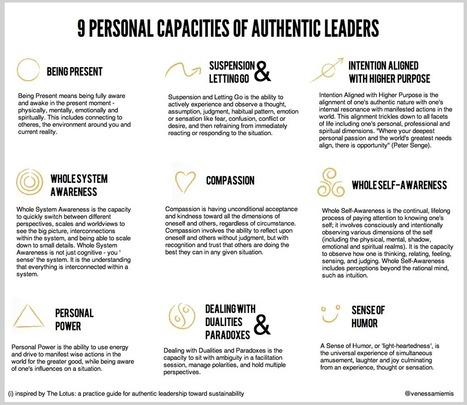 Leadership | Futurable Planet: Answers from a Shifted Paradigm. | Scoop.it