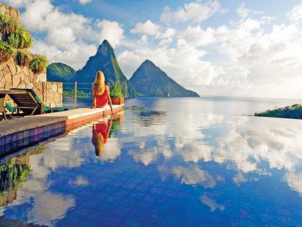 10 Stunning Infinity Pools Around The World | Bucketlist | Scoop.it