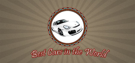 Best Cars in the World | way2freshersnews | Scoop.it