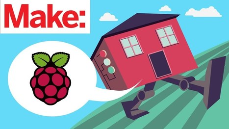 Home Automation with Raspberry Pi, HUZZAH ESP8266, and openHAB | Raspberry Pi | Scoop.it