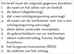 Ontslagaanvraag - Direct doen?! - De Advocatenwijzer - Advocaat voor Ontslag, Echtscheiding, Conflict | Ontslag | Scoop.it