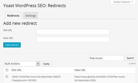 WordPress SEO Premium 1.0 plugin review - Ghacks Technology News | SEO | Scoop.it