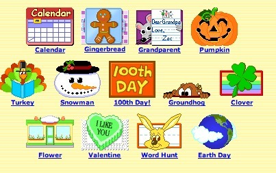 Starfall | Early Learners Online Literacy Activities | Scoop.it