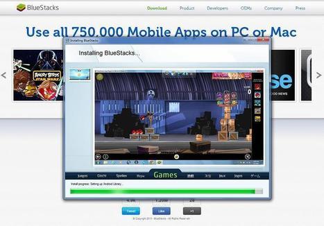 Instalar Android para PC: Bluestacks, Emulador de Android para Windows y Mac - Soft For Mobiles | mobo y zonda | Scoop.it