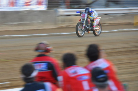 Troy Bayliss Flat Track Race Watching Guide | Ducati.net | Ductalk Ducati News | Scoop.it