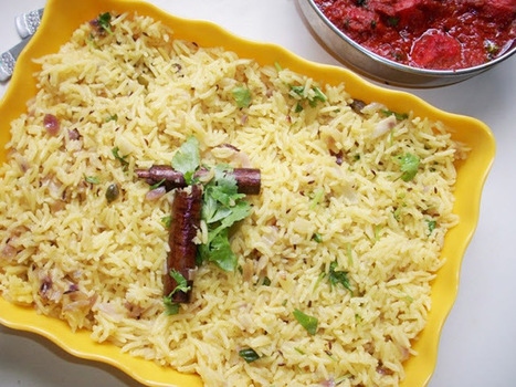 YUMMY TUMMY: Malabar Ghee Rice | ♨ Family & Food ♨ | Scoop.it