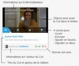 CultCut. Les répliques cultes du cinéma mondial | Les outils du Web 2.0 | Scoop.it