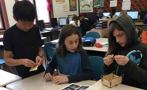 How Turning Math Into a Maker Workshop Can Bring Calculations to Life | iPads, MakerEd and More  in Education | Scoop.it