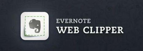 Evernote renueva la extensión de Web Clipper para Safari | EvernoteTips | Scoop.it